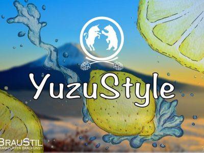 BrauStil Yuzu Style Bier